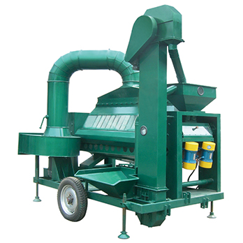 5XZ-5B Gravity Separator With Air Suction Type