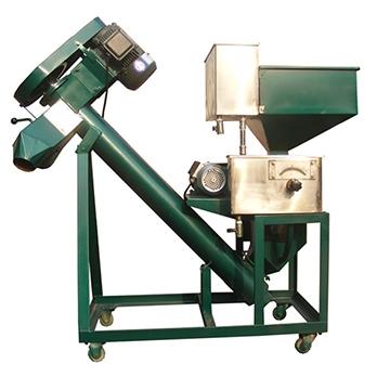 5BY-2 Seed Coating Machine