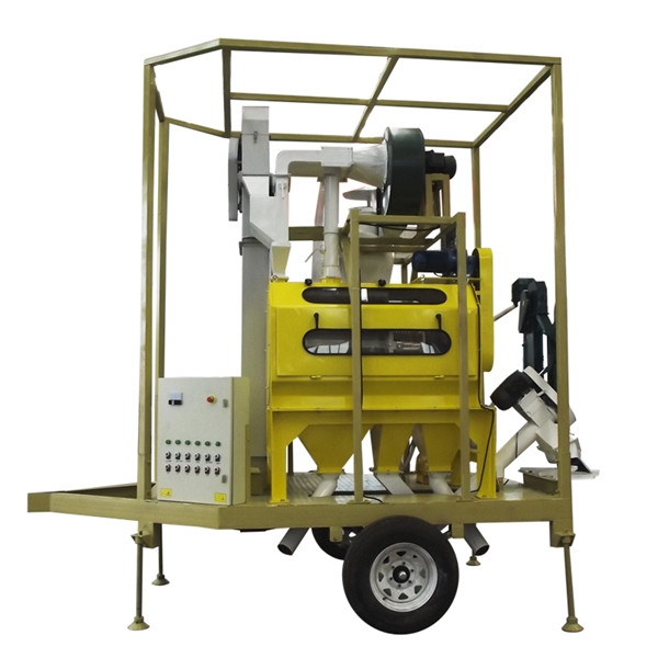 5M-2 Mobile Seed Processing Plant