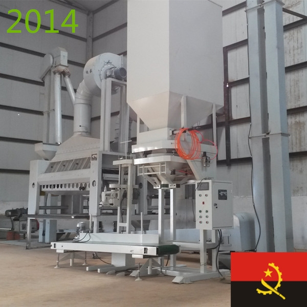 SYNMEC 10T/H Maize Cleaning Plant