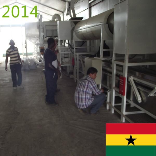 SYNMEC 2T/H Chia Seed Processing Plant