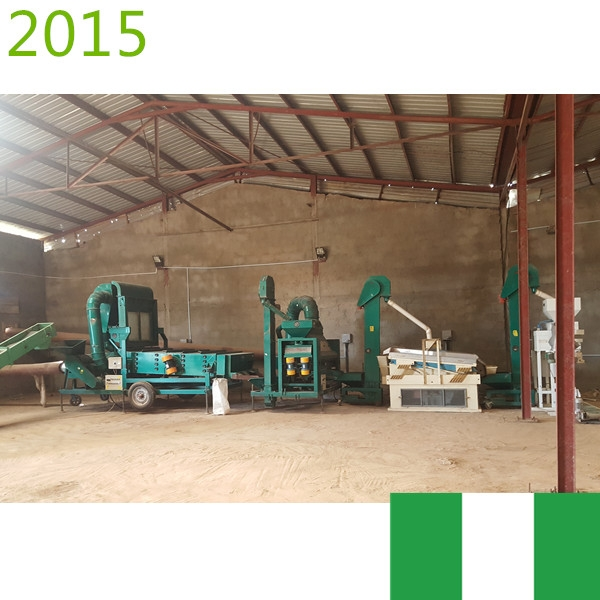 SYNMEC 5T/H Maize Cleaning Plant